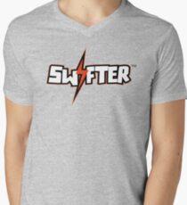 The Swifter Men's V-Neck T-Shirt