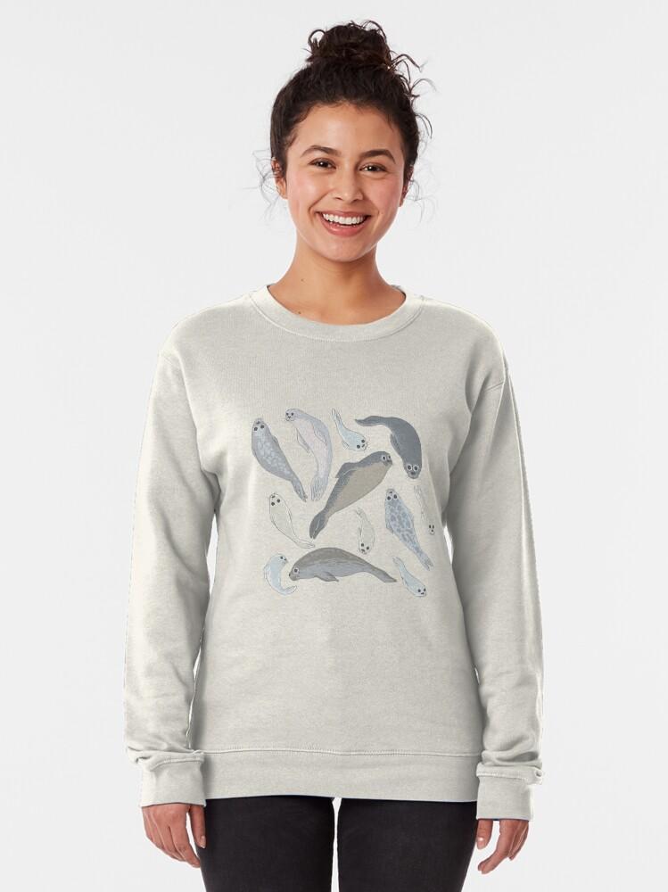 Alternate view of Seals Pullover Sweatshirt