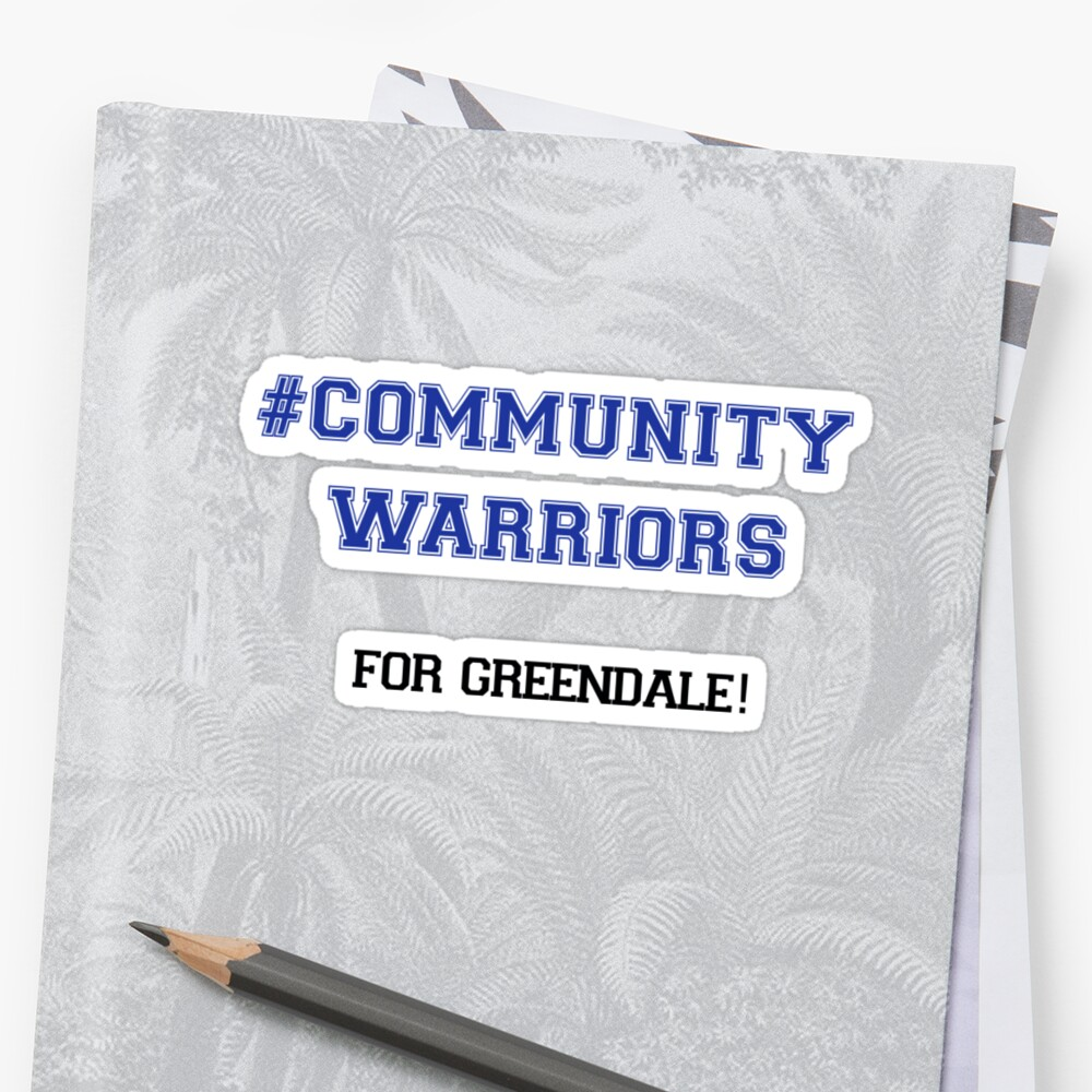 #CommunityWarriors by DWLBNW13