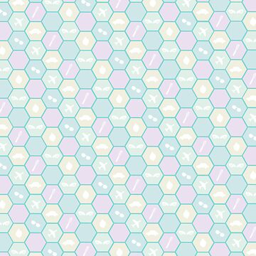 Hexagonal by killercabbies