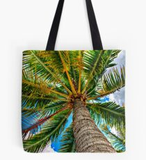 The Palm Tote Bag