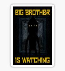 """Big Brother"" Sticker"