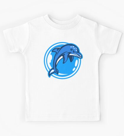 The Ecco Dolphins Kids Clothes