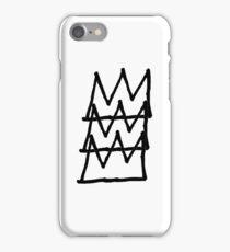 Tri-Crown iPhone Case/Skin