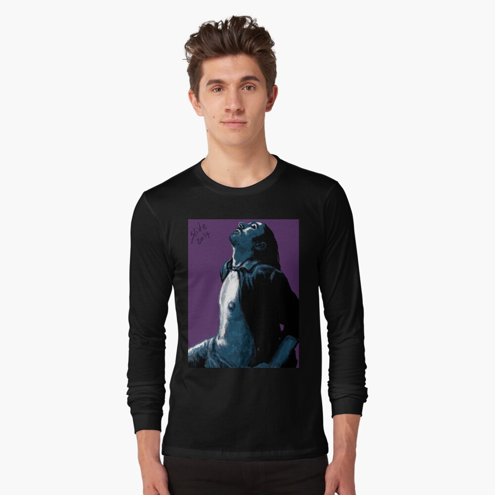 """""""His Chest, 2014"""" Long Sleeve T-Shirt"""