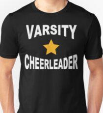 Varsity Cheerleader Unisex T-Shirt