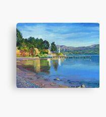 Akaroa Light Canvas Print