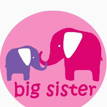 Big Sister by orangellama