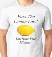 Lemon Law Unisex T-Shirt
