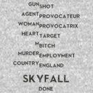 SKYFALL by EdwardDunning