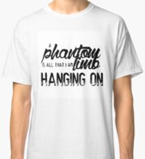 Marianas Trench Phantom Limb One Love Classic T-Shirt
