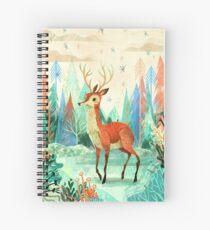 Cuaderno de espiral Ciervo
