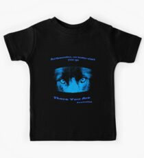 Inspirational Reflection Confucius Quote Kids Tee