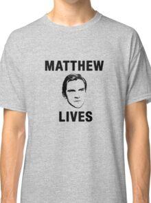 Matthew Lives Classic T-Shirt