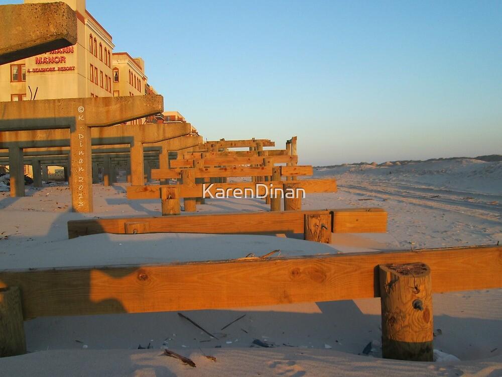 Hoffman Beach by KarenDinan