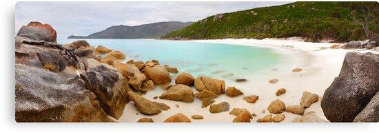 Little Waterloo Bay, Wilsons Promontory, Victoria, Australia by Michael Boniwell