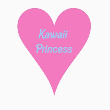 Kawaii Princess ♔ by sailorneptune