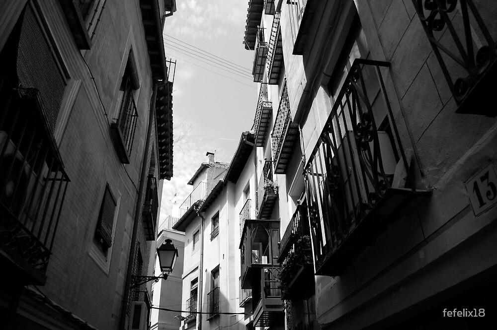 Toledo, Spain by fefelix18