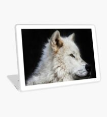 (Arctic wolf...) .... I dream of Hawaii.....(^_^)  Laptop Skin