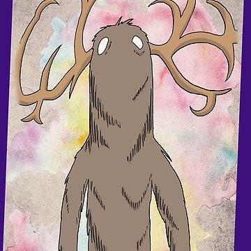 Moose by AlexWalters