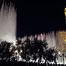 Bellagio Fountain, Las Vegas by Colin Butterworth