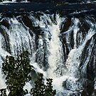 Cohoes Falls by Joe Bledsoe