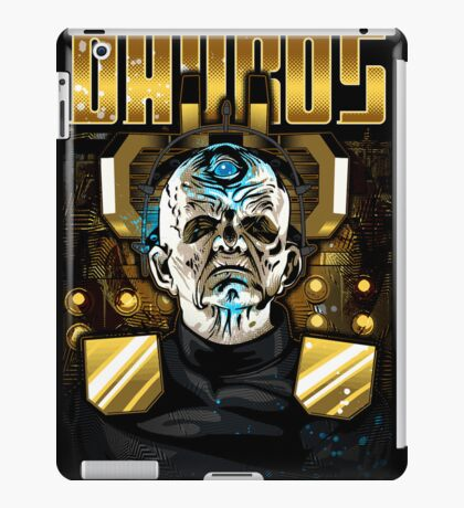 Davros iPad Case/Skin