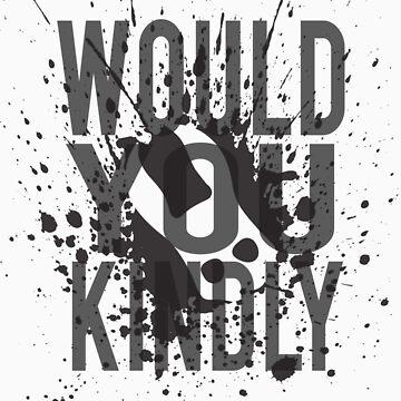 """Would You Kindly"" - Bioshock by ChewyDinosaur"