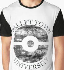 Pallet Town University Graphic T-Shirt