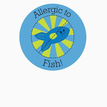 Allergic to Fish by Malcassairo