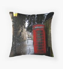 Bath, England Throw Pillow