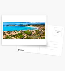 Browns Beach South Australia. Postcards