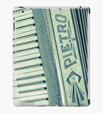 Retro ipad Piano Accordian iPad Case/Skin