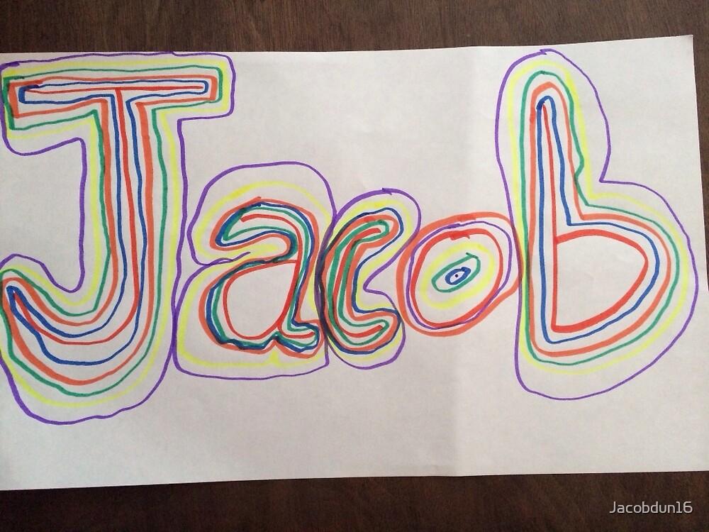 Name art by Jacobdun16