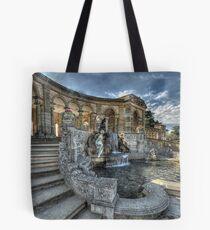 Hever Castle Loggia Tote Bag