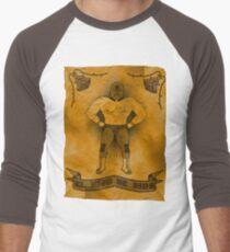 El Hijo De Dios Men's Baseball ¾ T-Shirt