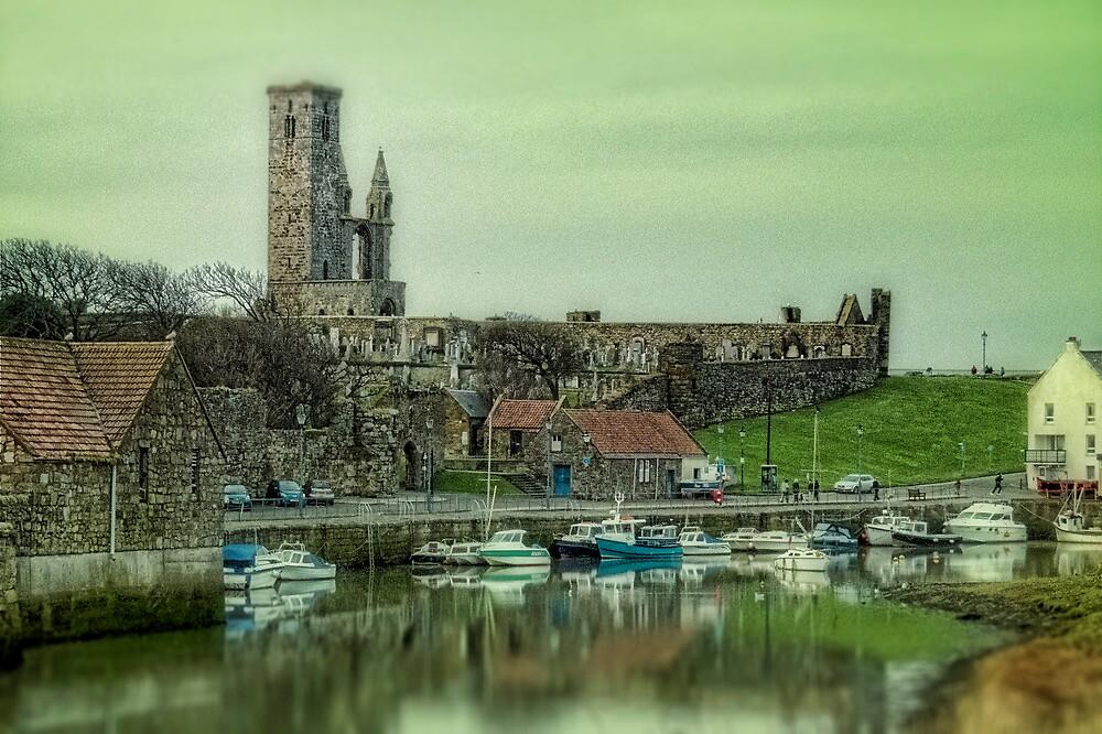 St Andrews Harbour by fraser68