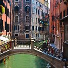 Venitian Alley by martinilogic