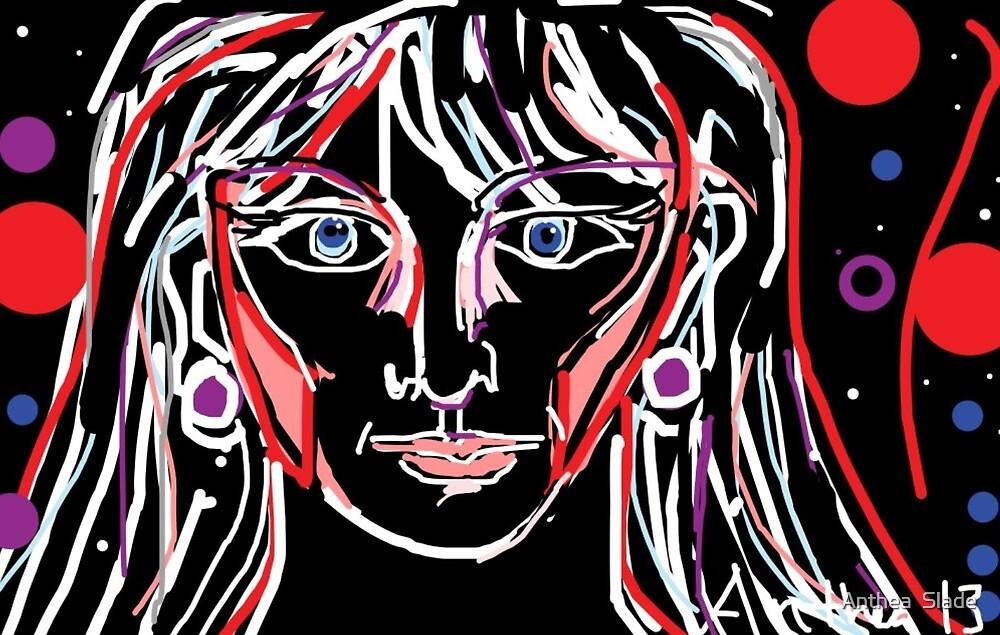 Primitive Feelings by Anthea  Slade