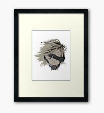 Raiden Framed Print