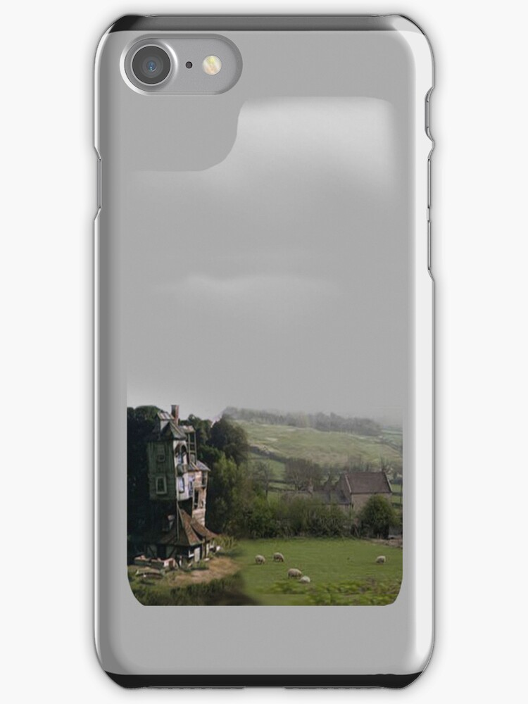 The Burrow iPhone Case by timeofdawn