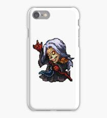 Pixel Pentakill Karthus iPhone Case/Skin