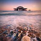 Brighton west pier by willgudgeon