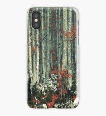 Trees case iPhone Case/Skin