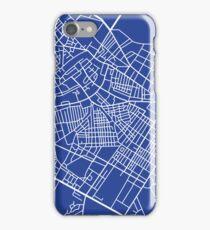 The blue city iPhone Case/Skin