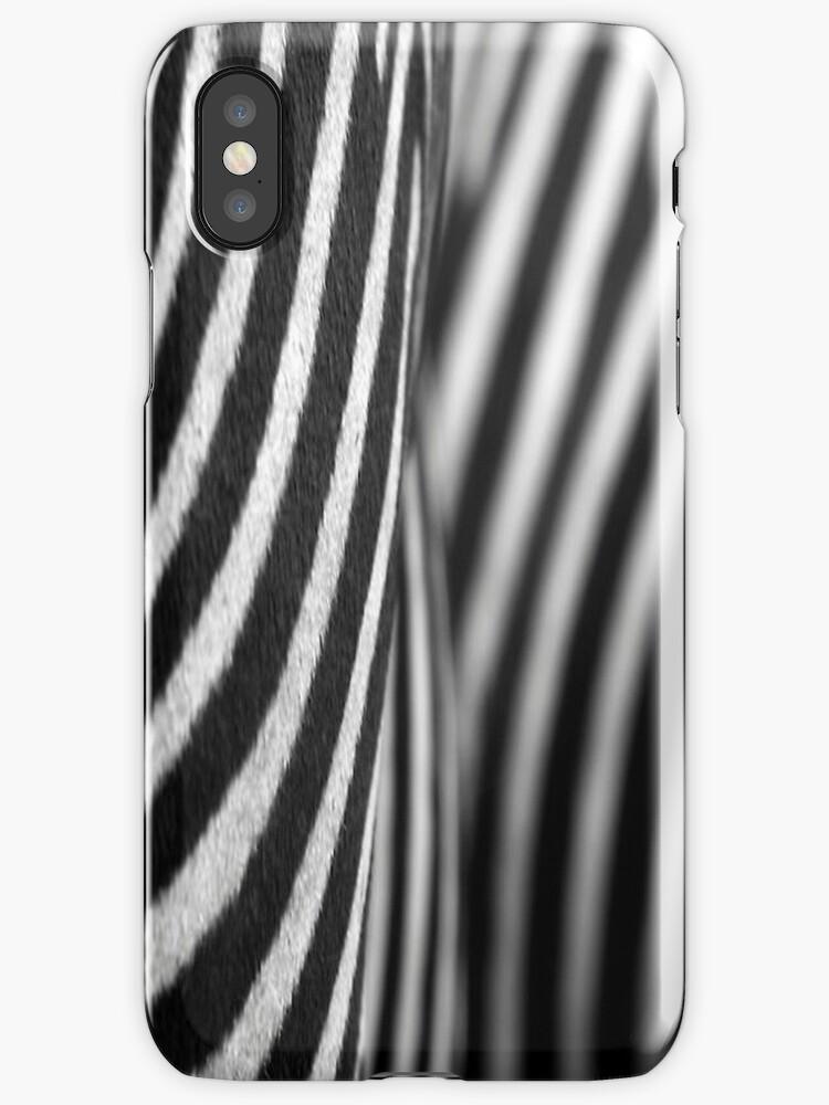 Zebra case by TaniaLosada