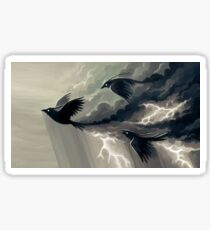 Stormbringers Sticker