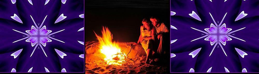 ROMANCE BEACH by RoseMarie747