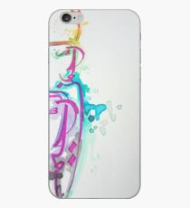 Abstract Islamic Calligraphy iPhone Case