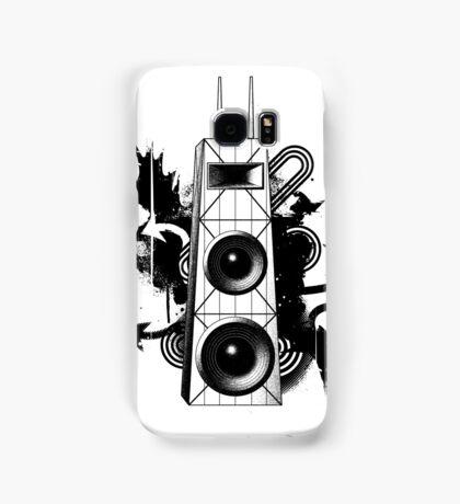 Hancock Building Speakers Samsung Galaxy Case/Skin